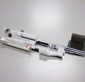 Knapphålsfot lång inkl. stabiliseringsplatta (MC15000)