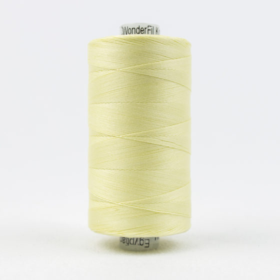 Konfetti Pale Yellow