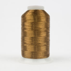 Metallic Spottlite Soft Brown