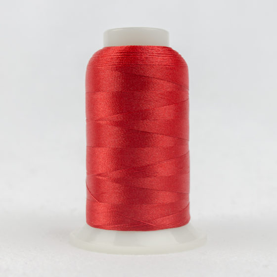Polyfast Satin Red