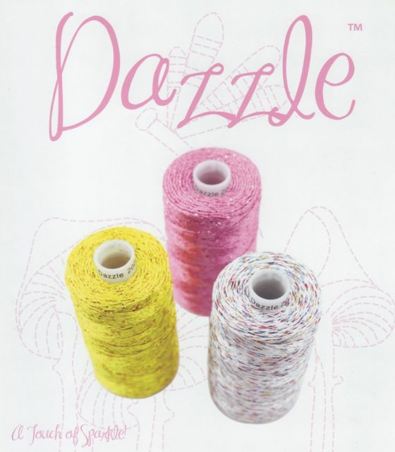 1 st Dazzle Färgkarta