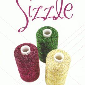 1 st Sizzle Färgkarta