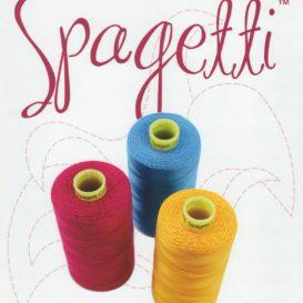 1 st Spagetti Färgkarta