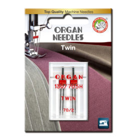 Organ Tvilling 2,0mm 70, 2-pack