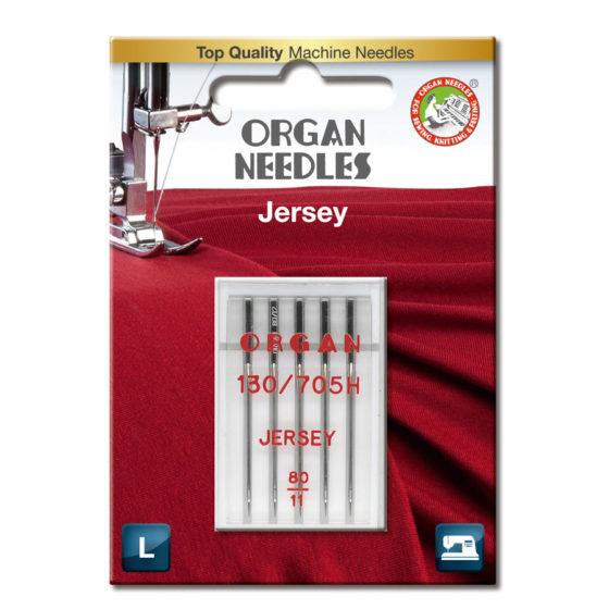 Organ Jersey SUK Ball Point 80, 5-pack