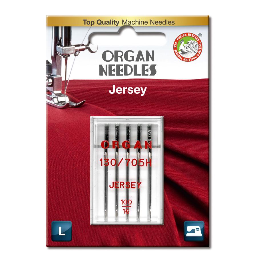 Organ Jersey SUK Ball Point 100, 5-pack