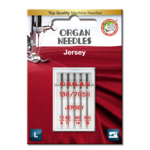 Organ Jersey SUK Ball Point 70-100, 5-pack