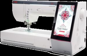Janome MC15000 Quilt Maker