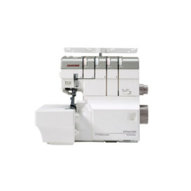 Janome Air Threading 2000D Overlock med lufttreing