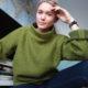 Sy en genser i ullfilt