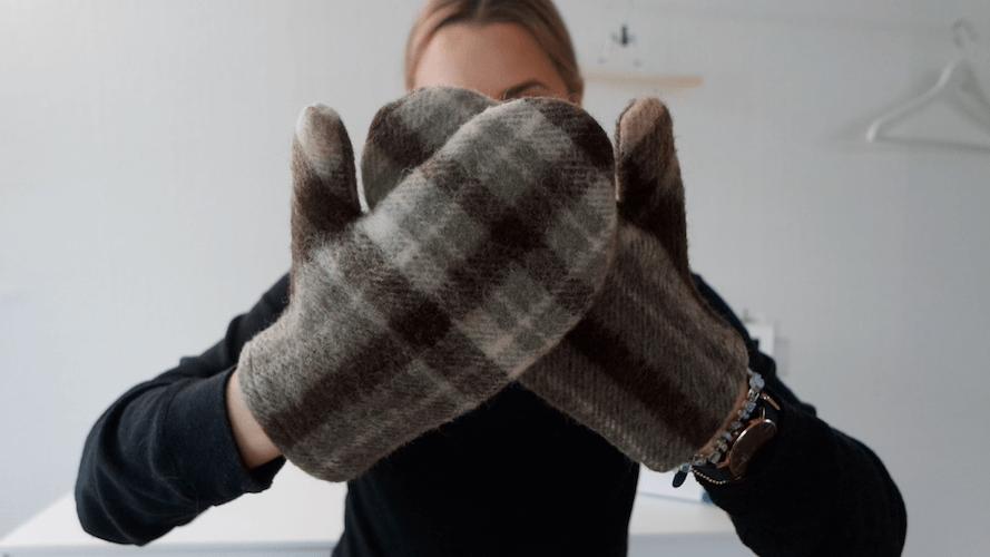 DIY Votter Ingrid Bergtun