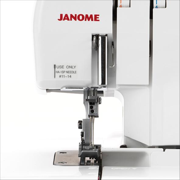 Symaskin - Janome My Lock 644D