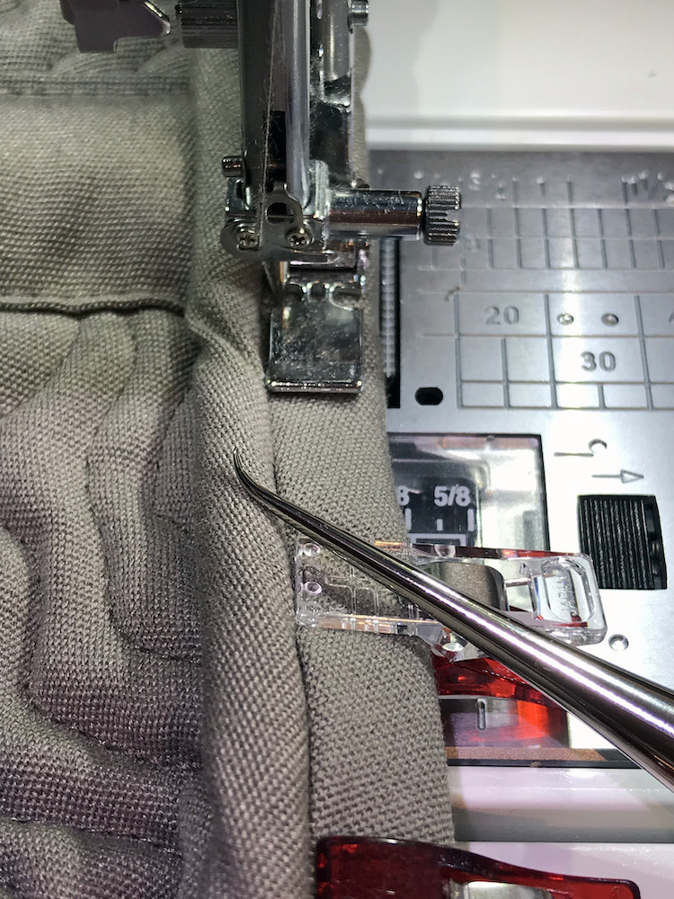skråbånd quilt klipp teppet sjabrak