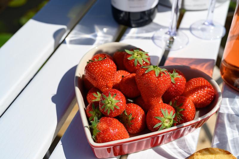 jordbær sommer sy diy